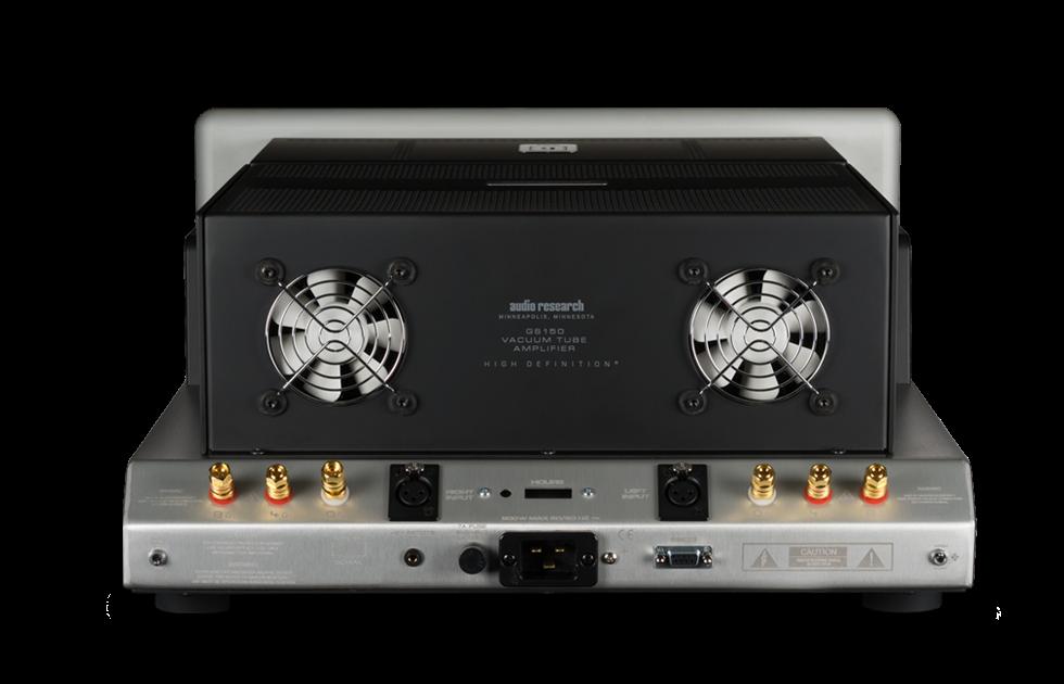 Audio Research GS150 Sztereó Csöves Végerősítő 1