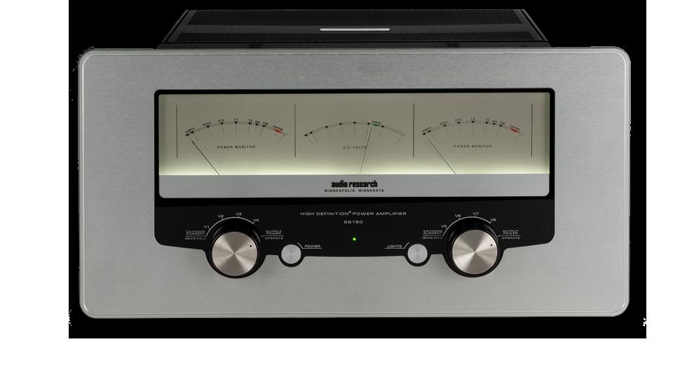 Audio Research GS150 Sztereó Csöves Végerősítő 2