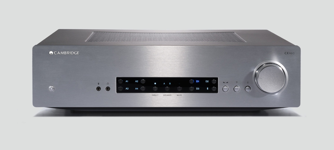 Cambridge Audio CXA60 Sztereo Integralt Erosito es DAC gallery 1