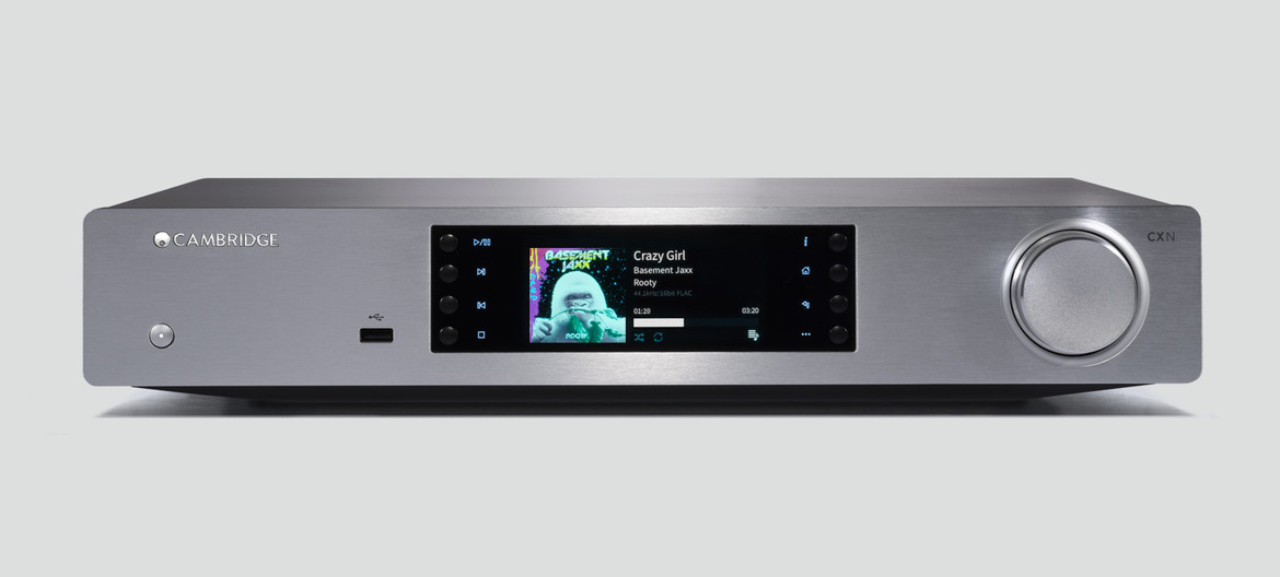 Cambridge Audio CXN Halozati Lejatszo es DAC gallery 1