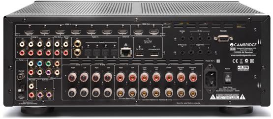 Cambridge Audio CXR200 7.1 Hazimozi Erosito es Halozati lejatszo back
