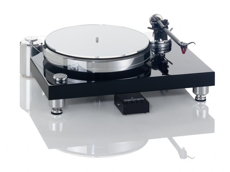 Acoustic Solid Classic Wood Black lemezjátszó
