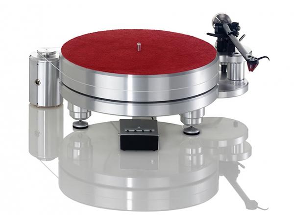 Acoustic Solid Machine Small Alu Pur lemezjátszó