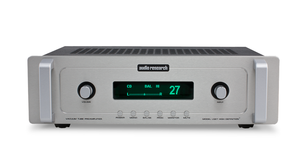 Audio Research LS27 sztereó előerősítő 2