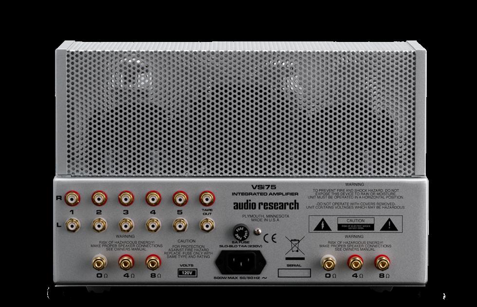 Audio Research VSI75 HIGH-END Sztereó Integrált Erősítő 1