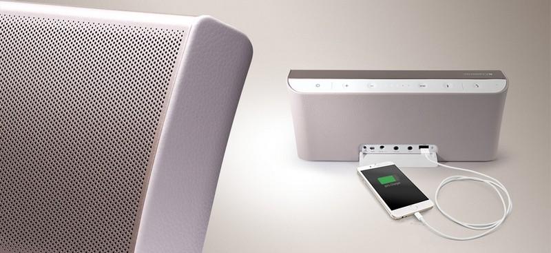 Cambridge-audio_G5_Hordozható-Bluetooth-Hangsugárzó