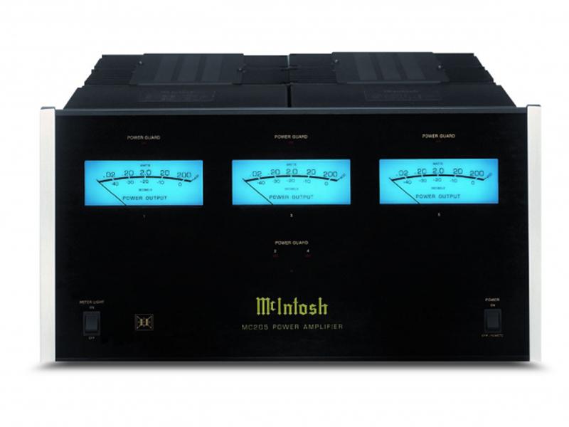 McIntosh MC205 High End 5 Csatornás Erősítő