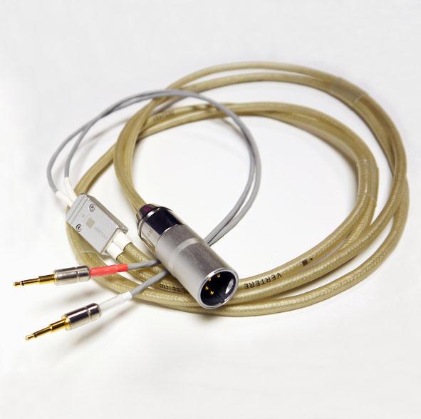 Vertere Pulse-HB kézzel épített fejhallgató kábel 1