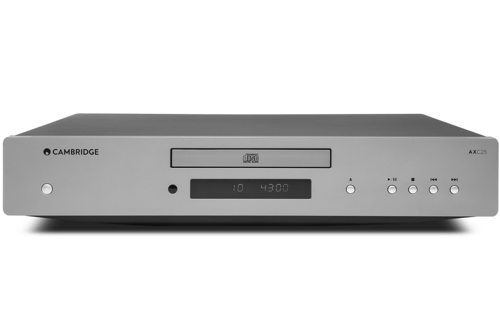 Cambridge-audio-AXC25-cd-player-front