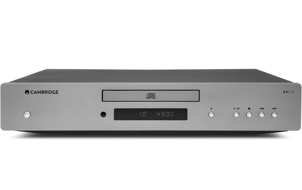 Cambridge-audio-AXC35-cd-player-front