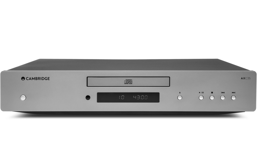 Cambridge-audio-AXC35-cd-player-front